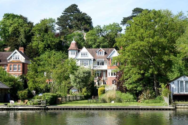 2 Bedrooms Apartment Flat for sale in The Warren, Caversham