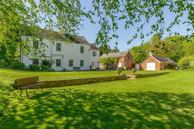 6 Bedrooms Detached House for sale in Minsterworth, Gloucestershire