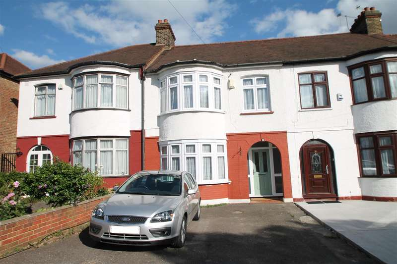 4 Bedrooms Terraced House for sale in Ashley Gardens, Palmers Green, London N13
