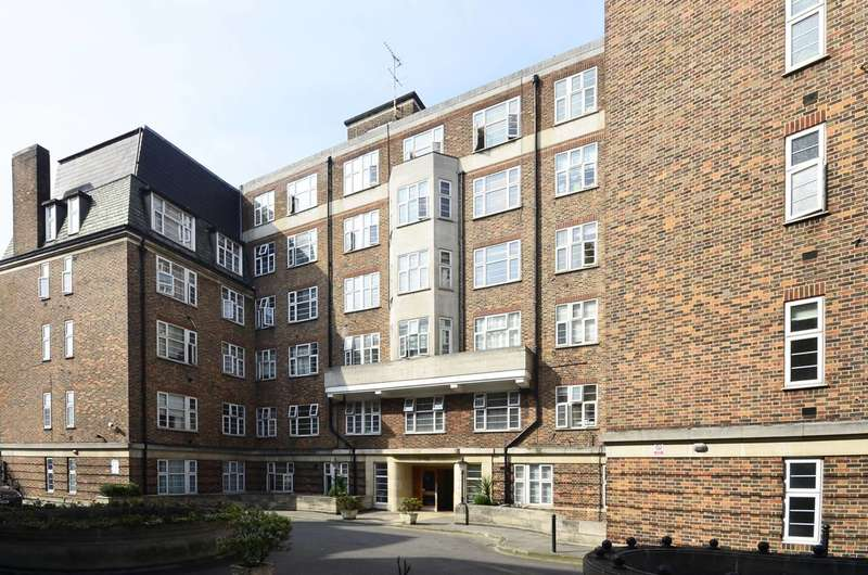 Studio Flat for sale in College Crescent, Swiss Cottage, NW3