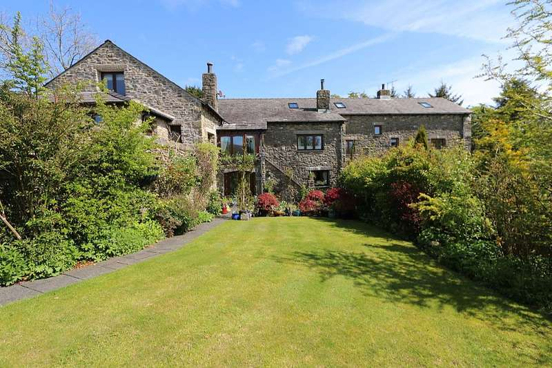 4 Bedrooms Barn Conversion Character Property for sale in Whinney Haw Barns, Firbank, Sedbergh, Cumbria, LA10 5EN