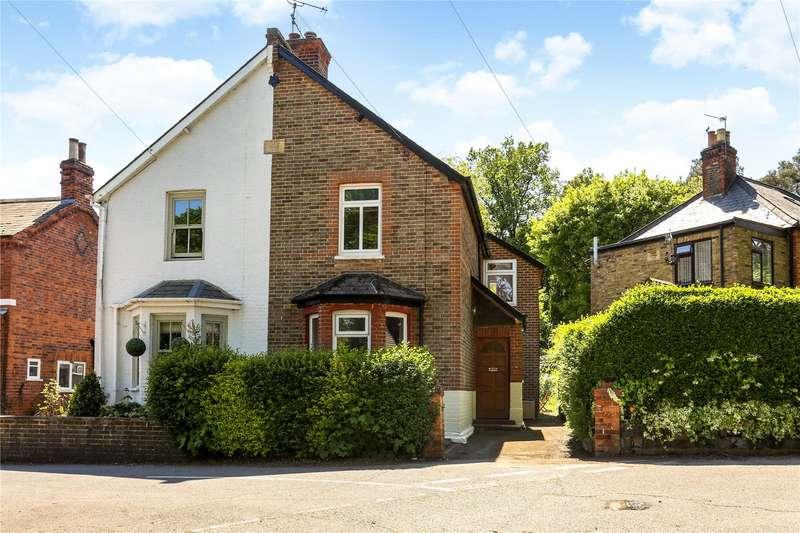 3 Bedrooms Semi Detached House for sale in Beech Hill Road, Sunningdale, Berkshire, SL5