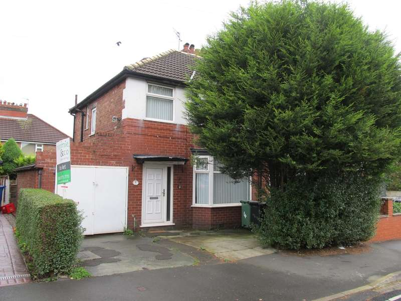 3 Bedrooms Semi Detached House for rent in Mount Road, Prestwich, Manchester, M25
