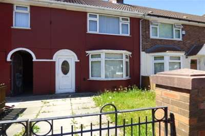 3 Bedrooms House for rent in Sedgemoor Road L11