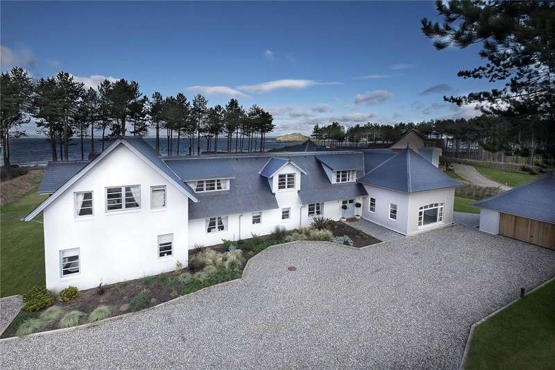 5 Bedrooms Detached House for sale in King's Cairn, Archerfield, North Berwick, East Lothian, EH39