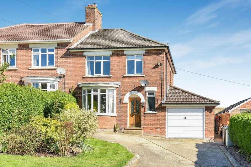 3 Bedrooms Semi Detached House for sale in Langton Hill, Horncastle, Lincs, LN9 5AH