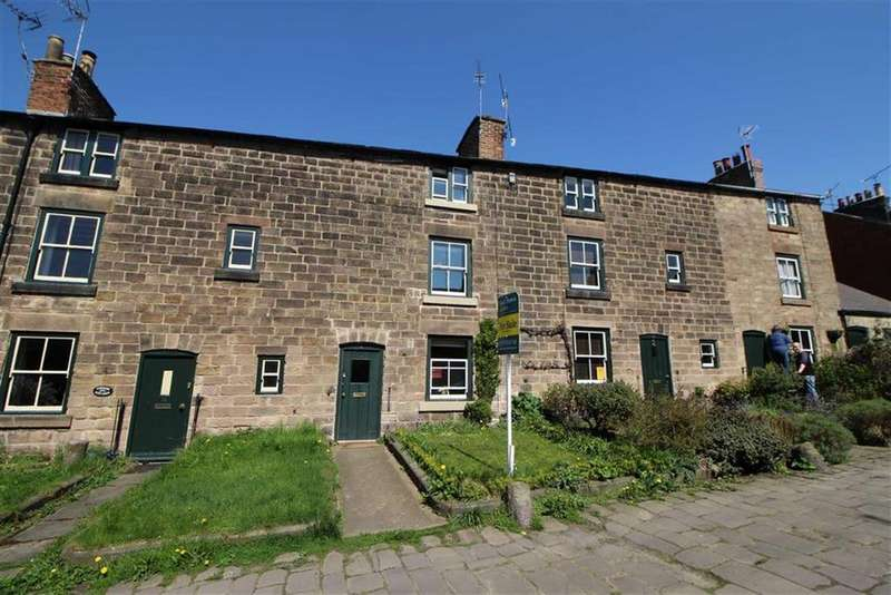 3 Bedrooms Cottage House for sale in Long Row, Belper