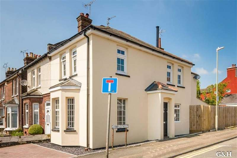 3 Bedrooms Semi Detached House for sale in Godinton Road, Ashford, Kent
