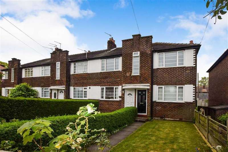 2 Bedrooms Maisonette Flat for sale in Friars Road, Sale, M33