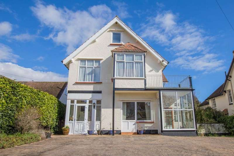 5 Bedrooms Detached House for sale in Sidmouth, Devon