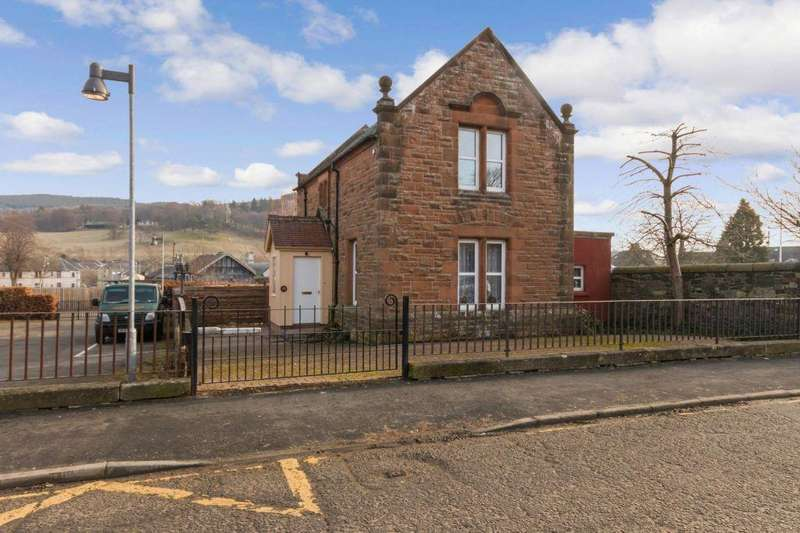 3 Bedrooms Detached House for sale in Kingsland School House, 72 Rosetta Road, PEEBLES, EH45 8HF