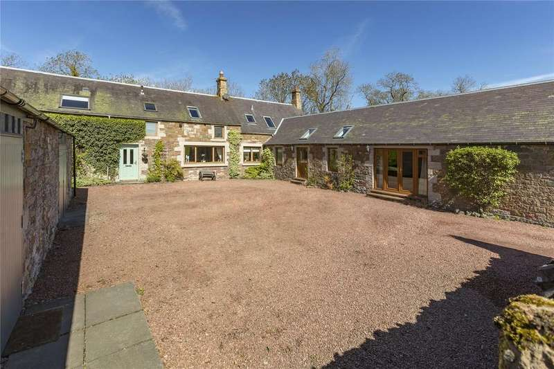5 Bedrooms Detached House for sale in The Holmes Barns, St.Boswells, Melrose, Scottish Borders