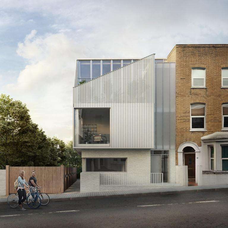 4 Bedrooms Land Commercial for sale in Mallinson Road Battersea London SW11