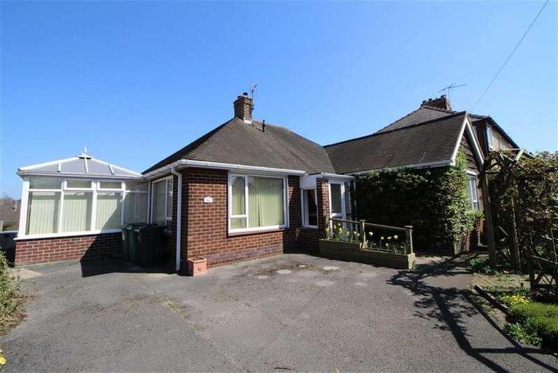 2 Bedrooms Detached Bungalow for sale in Kilbourne Road, Belper