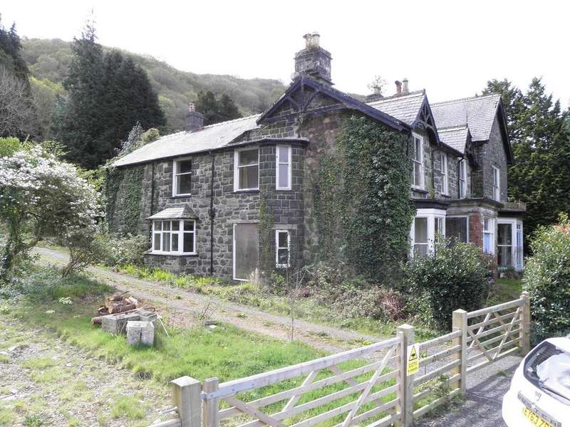 5 Bedrooms House for sale in Bronmeirion, Arthog, LL39