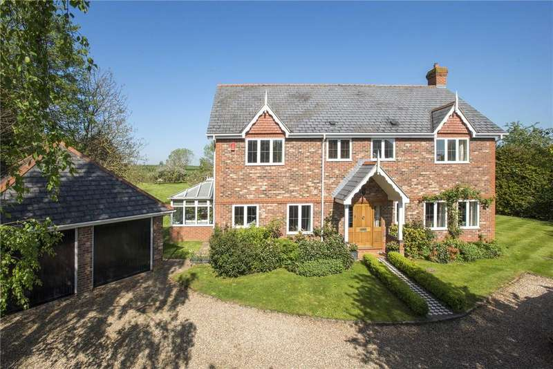 5 Bedrooms Detached House for sale in Rowford, Cheddon Fitzpaine, Taunton, Somerset, TA2