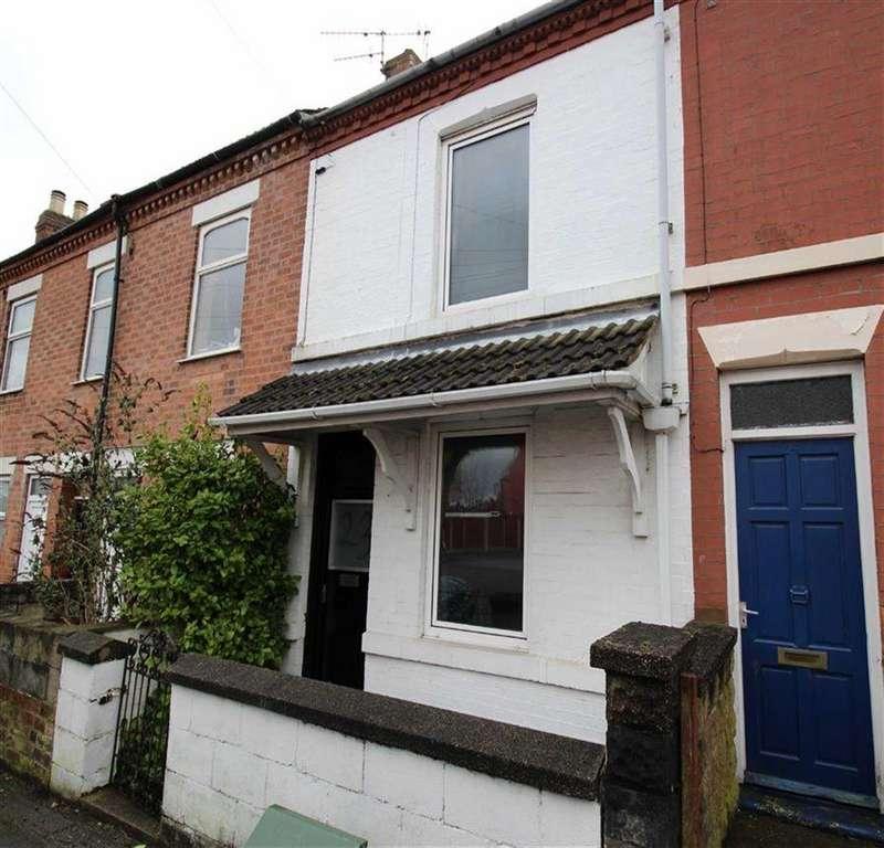 2 Bedrooms Terraced House for sale in Ash Street, Ilkeston