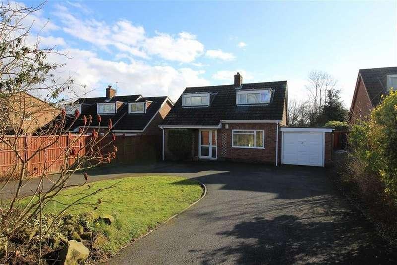 3 Bedrooms Detached House for sale in Blenheim Drive, Allestree, Derby