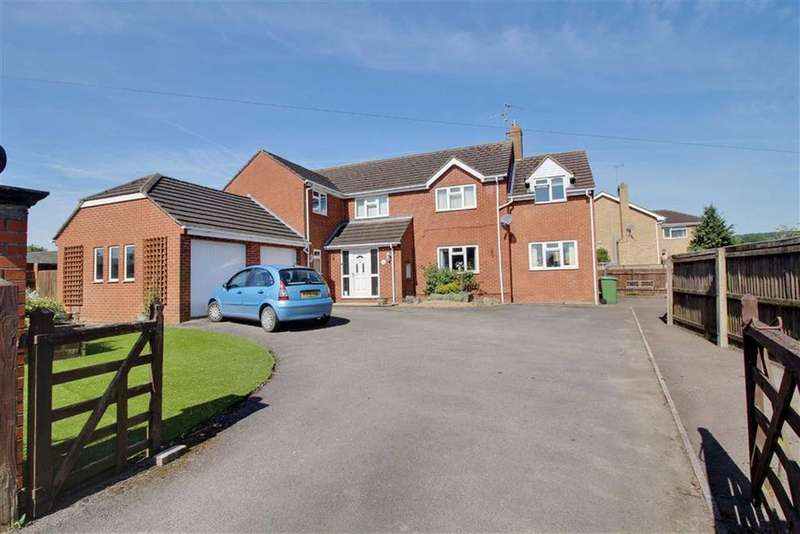 6 Bedrooms Detached House for sale in North Road, Huntley, Gloucestershire