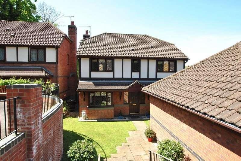 4 Bedrooms Detached House for sale in Emmer Green