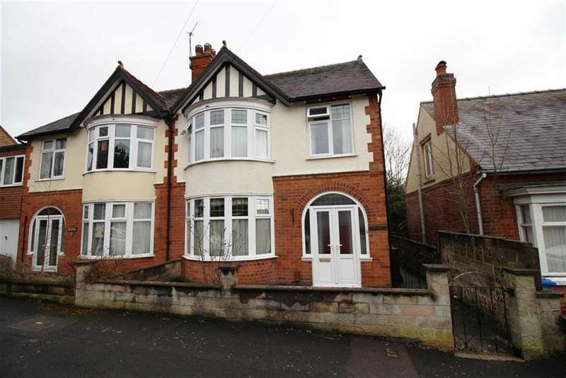 3 Bedrooms Semi Detached House for sale in Edale Avenue, Derby