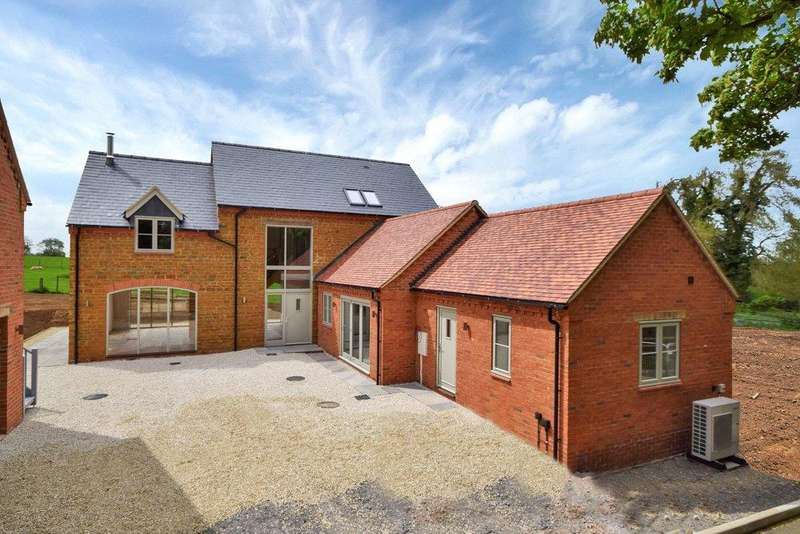 4 Bedrooms Detached House for sale in West End, Welford, Northamptonshire