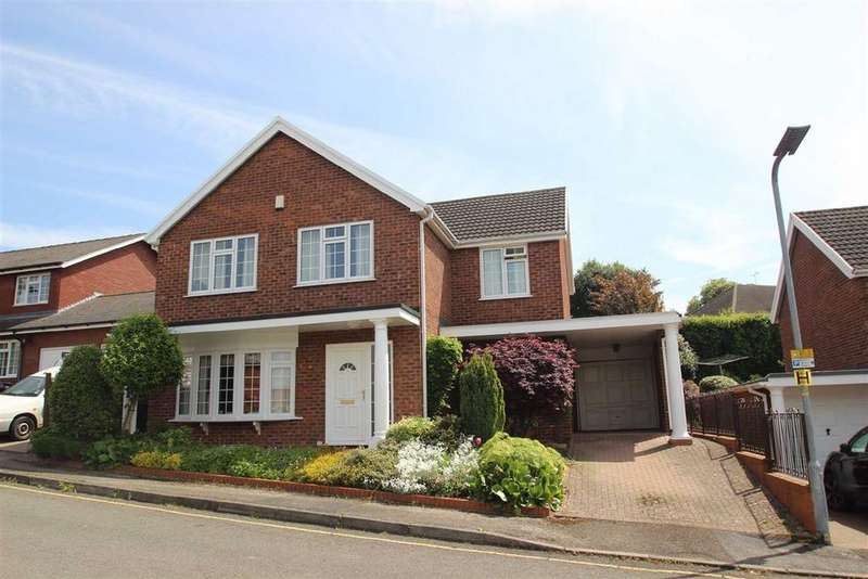 4 Bedrooms Detached House for sale in Churchill Close, Off Venns Lane, Hereford