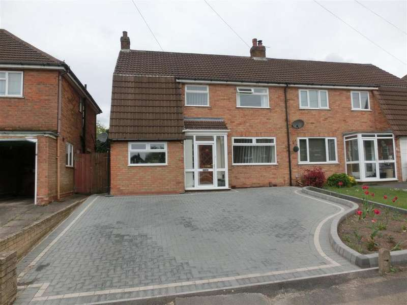 3 Bedrooms Semi Detached House for sale in Douglas Road, Hollywood, Birmingham