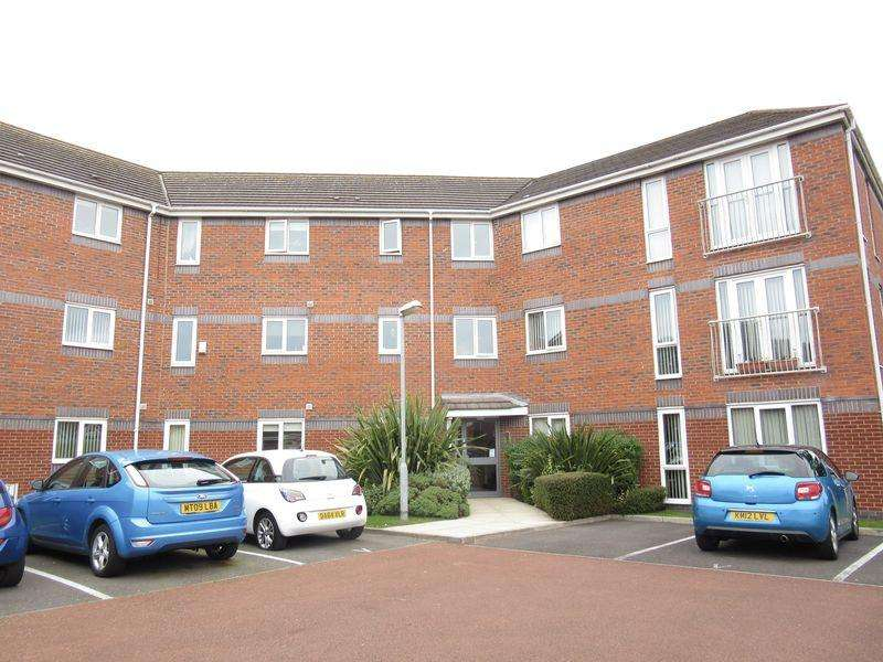 2 Bedrooms Apartment Flat for rent in Canel View Court, Field Lane, Liverpool, L21