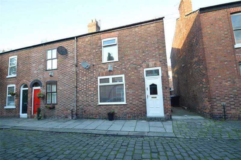 2 Bedrooms End Of Terrace House for sale in Era Street, SALE, Cheshire