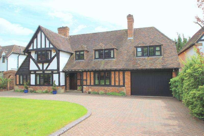 4 Bedrooms Detached House for sale in Tiddington Road, Stratford-Upon-Avon
