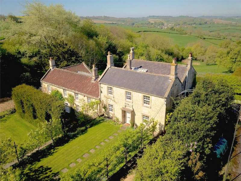 9 Bedrooms Detached House for sale in Nailwell, Bath, BA2