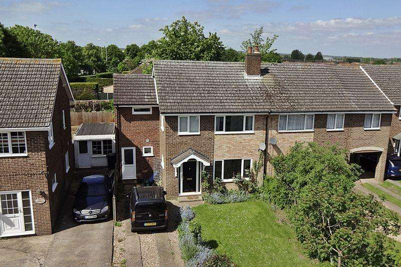 4 Bedrooms Semi Detached House for sale in Holme Court Avenue, Biggleswade