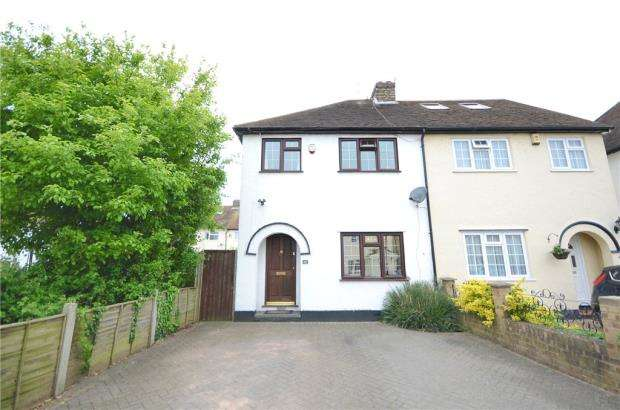 3 Bedrooms Semi Detached House for sale in Charter Road, Slough