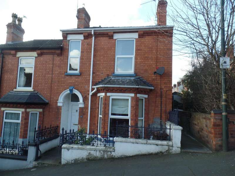 2 Bedrooms Terraced House for sale in Arboretum Avenue, Lincoln
