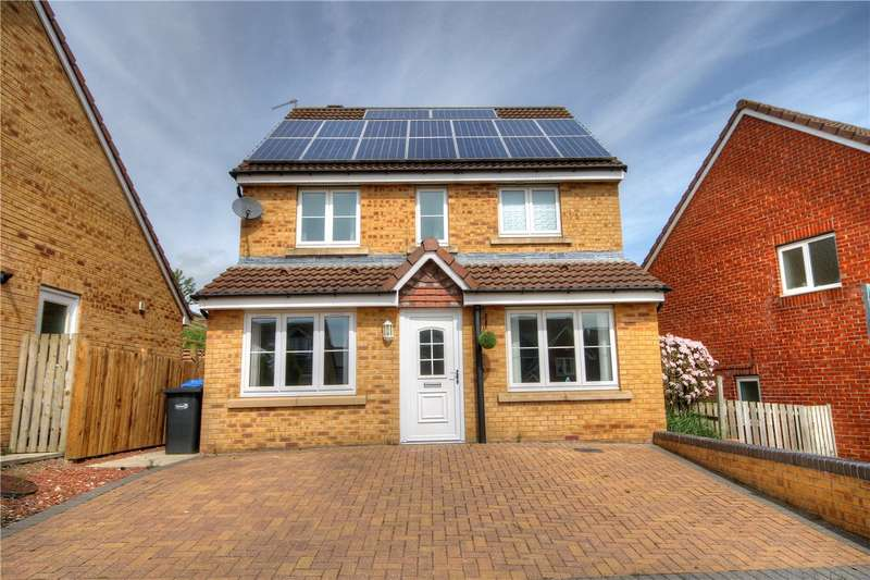 4 Bedrooms Detached House for sale in Rosecroft, Pelton Lane Ends, Chester Le Street, DH2
