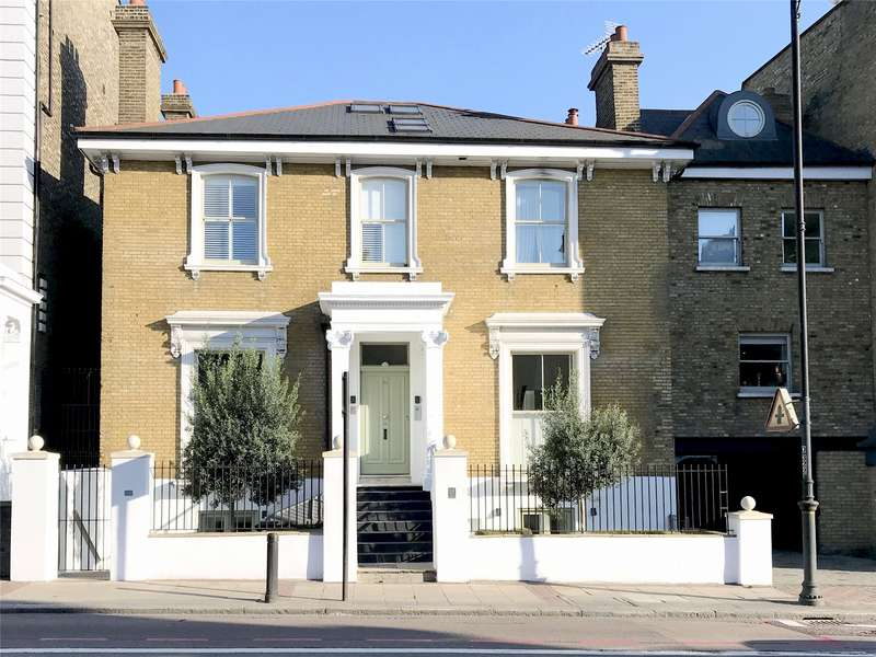 2 Bedrooms Flat for sale in East Hill, Wandsworth, London, SW18
