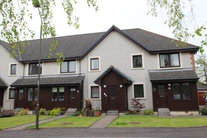 2 Bedrooms Flat for sale in Grange Place, Grangemouth