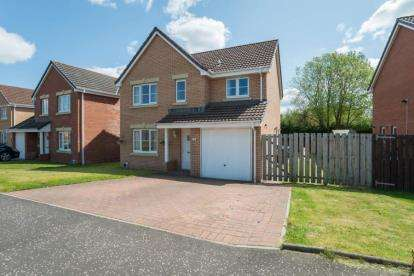 4 Bedrooms House for sale in Scholars Wynd, Hamilton, South Lanarkshire