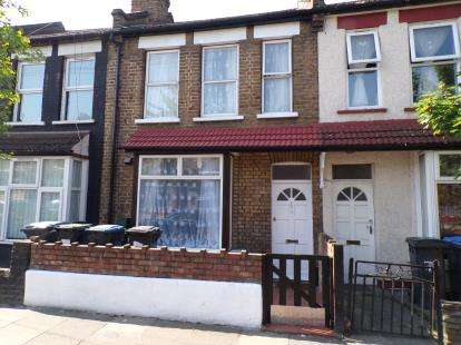 2 Bedrooms Terraced House for sale in Monmouth Road, Lower Edmonton, London