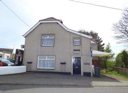 4 Bedrooms Detached House for sale in Gwalchmai, Holyhead, Sir Ynys Mon, LL65