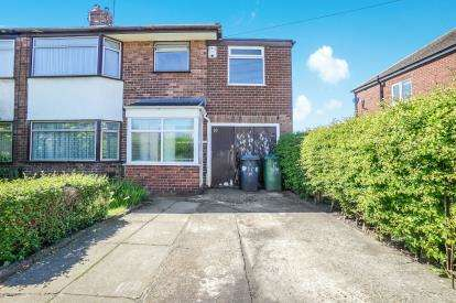 4 Bedrooms Semi Detached House for sale in Broadway, Widnes, Cheshire, Widnes, WA8