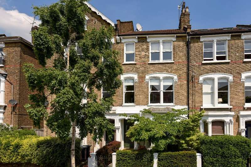 4 Bedrooms Terraced House for sale in Florence Road, Stroud Green, N4 4DL