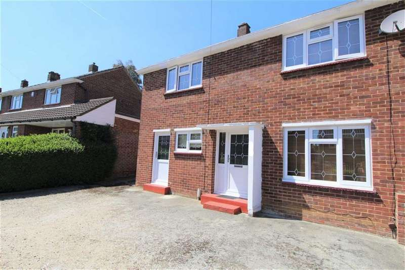 3 Bedrooms End Of Terrace House for sale in Duncroft, Windsor, Berkshire