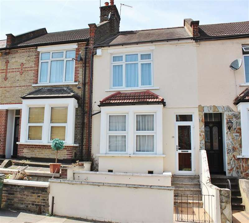 3 Bedrooms Terraced House for sale in Smithies Road, Abbey Wood, London, SE2 0TG