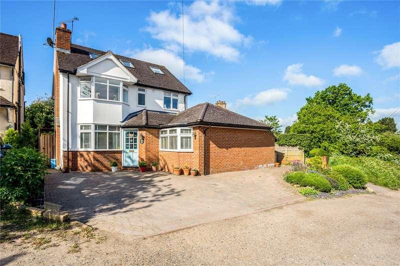 5 Bedrooms Detached House for sale in St. Helier Road, Sandridge, St. Albans, Hertfordshire, AL4