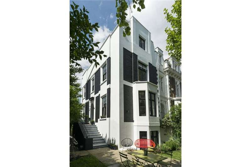 3 Bedrooms Semi Detached House for sale in Moorhouse Road, Notting Hill, London, W2