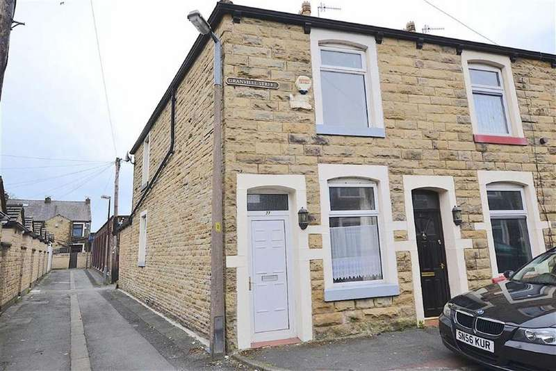3 Bedrooms Terraced House for sale in Granville Street, Burnley, Lancashire