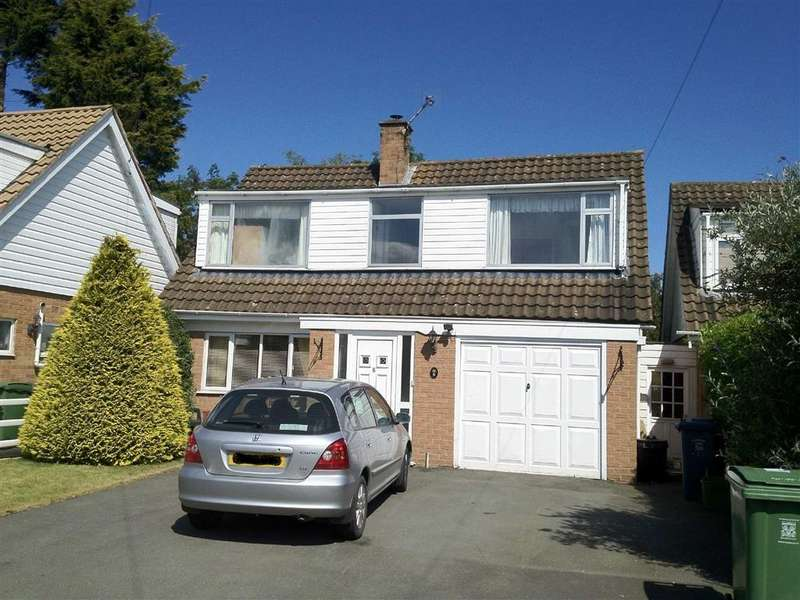 4 Bedrooms Detached House for rent in Brookside Gardens, Yockleton, Shrewsbury