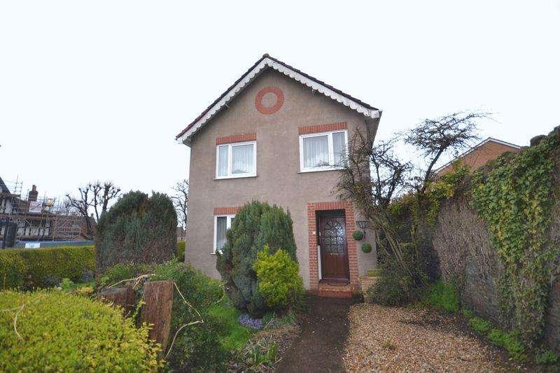 3 Bedrooms Detached House for sale in Lodge Road, Kingswood, Bristol
